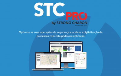 STCpro by Strong Charon – A plataforma Web para Operação de Segurança