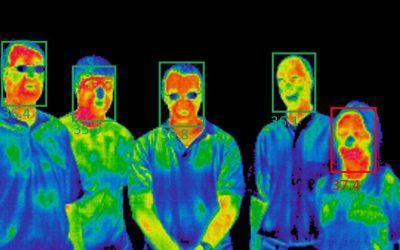 Solução para Deteção de Temperatura Corporal