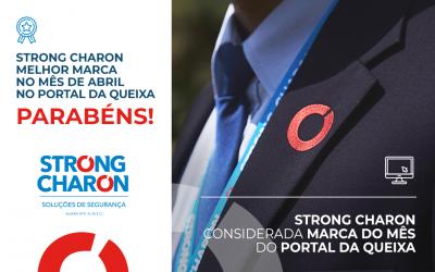 Strong Charon considerada marca do mês do Portal da Queixa