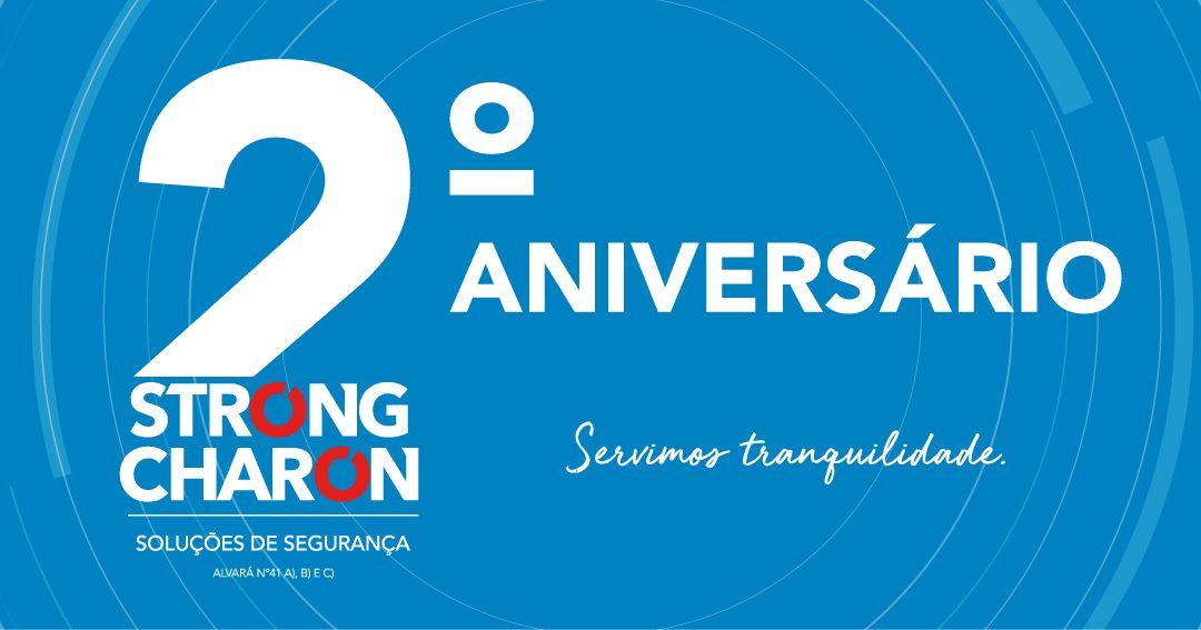 Strong Charon - 2º aniversário