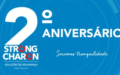 2º Aniversário Strong Charon
