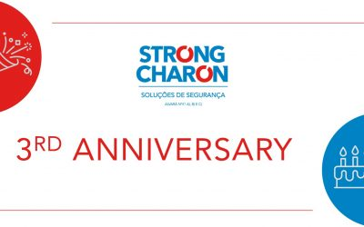 We celebrate our 3rd anniversary!