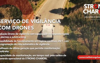 Serviço de Vigilância com Drones