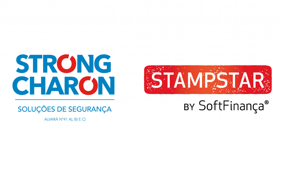 Parceria STRONG CHARON e STAMPSTAR